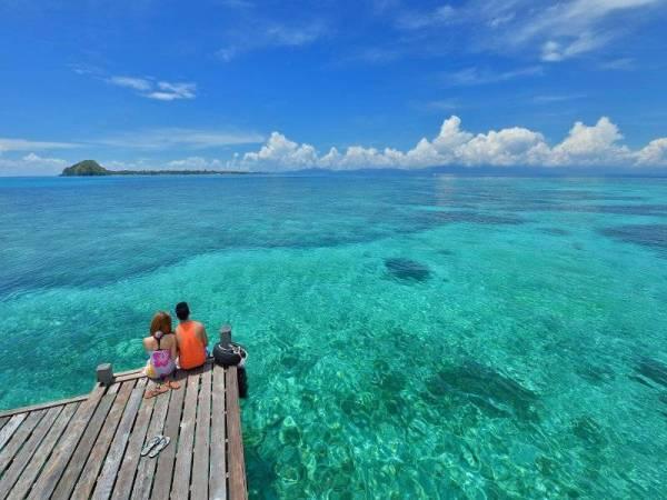 Pulau Di Malaysia - Pulau Mantanani