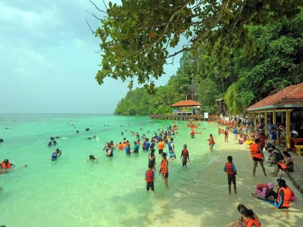 Pulau Di Malaysia - Pulau Payar