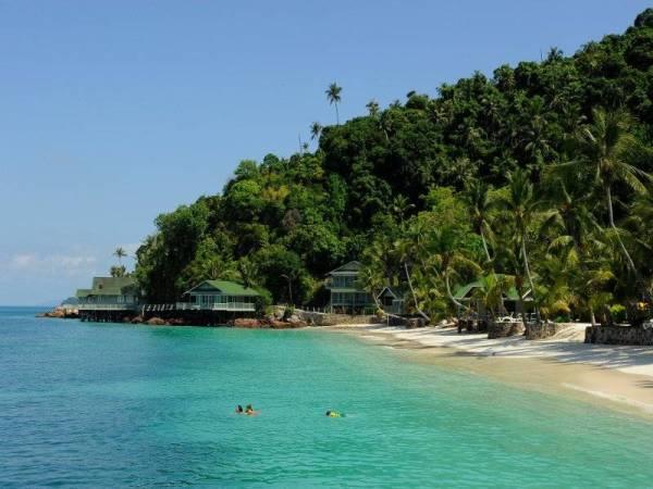 Pulau DI Malaysia - Pulau Rawa