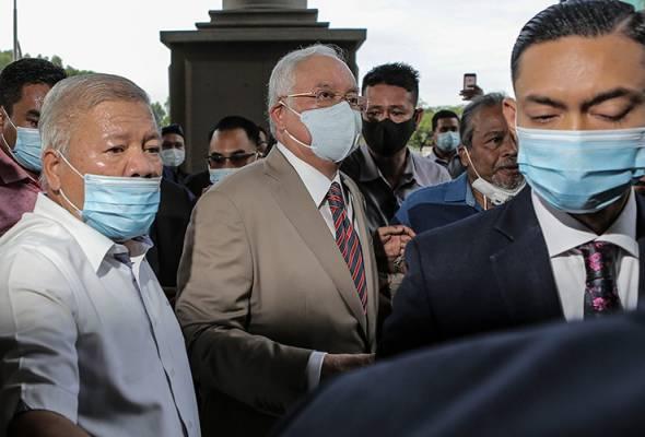 Datuk Seri Najib Bersalah