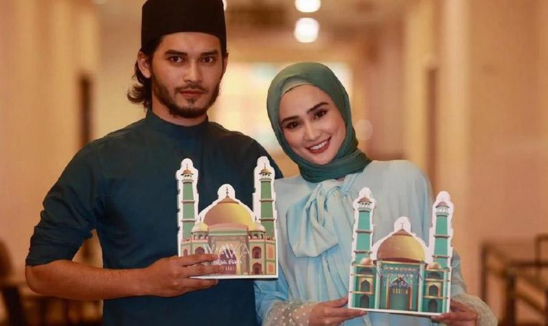 Muslim Bukhari Edisi Glam Raya Keluaran Terbaharu Wawa Cosmetics