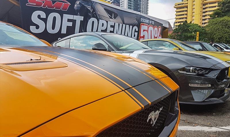 SMI Cars Showroom Jalan Ampang